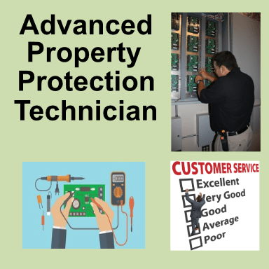 LLSSA Advanced Property Protection Technician Course
